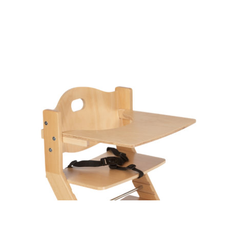 tiSsi® Tablette pour chaise haute enfant naturel