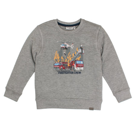 SALT AND PEPPER Boys Sweatshirt Rescue grey melange
