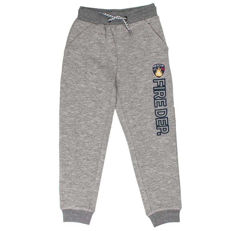 SALT AND PEPPER Boys Pantalon de survêtement gris mélangé