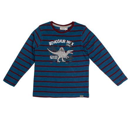 SALT AND PEPPER Boys Shirt met lange mouwen Wild one bordeaux