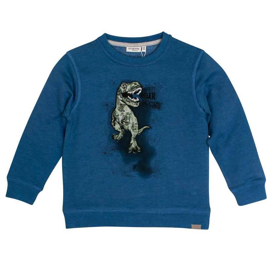 SALT AND PEPPER Boys Sweat-shirt sauvage bleu encre de chine