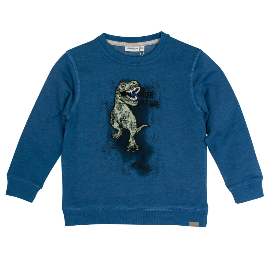 SALT AND PEPPER Boys Sweatshirt wild ones ink blue