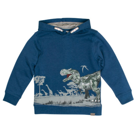 SALT AND PEPPER Boys Sweatshirt wilde die in inkt blauw