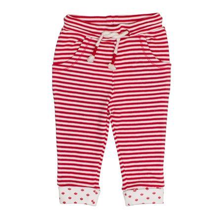 SALT AND PEPPER Spodnie dresowe szminka czerwona