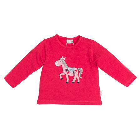 SALT AND PEPPER Tyttöjen pitkähihainen paita Mon Amie donkey paradise pink
