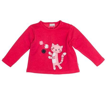 SALT AND PEPPER Girl s Sweatshirt Mon Amie kot raj dla kotów różowy