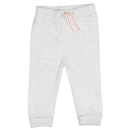 SALT AND PEPPER Spodnie dresowe Niedźwiedź jasnoszary melange