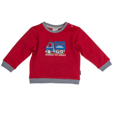 SALT AND PEPPER Boys Sweatshirt Little Man uni paprika melange