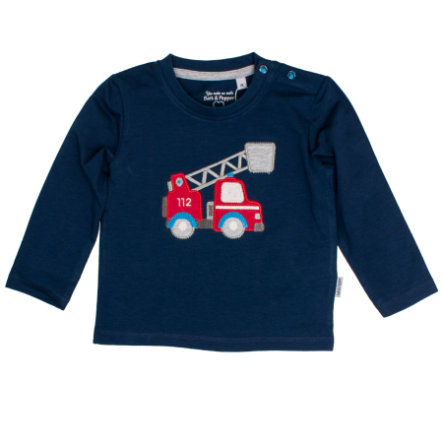 SALT AND PEPPER Boys Langarmshirt Cars true blue