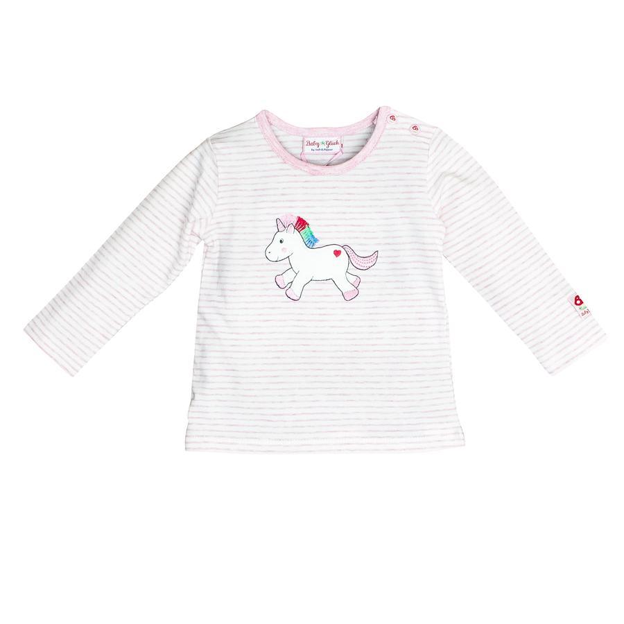 SALT AND PEPPER Camisa manga larga Baby luck sweet rose melange