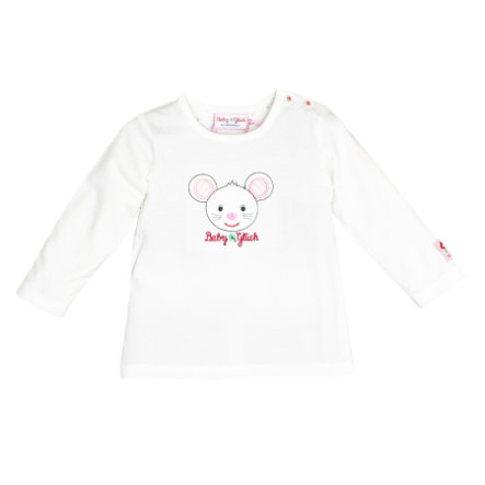 SALT AND PEPPER BabyGlück Langarmshirt off white