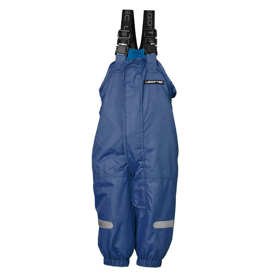 LEGO WEAR Duplo Kalhoty do každého pocasí pro chlapce, PAW 201 jeans blue