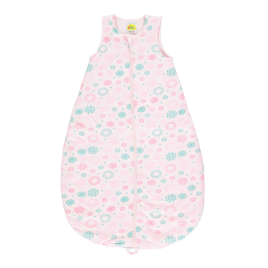 DIMO Schlafsack Girls Graphic rosa