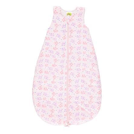 DIMO-TEX sac de couchage Flower Rosa