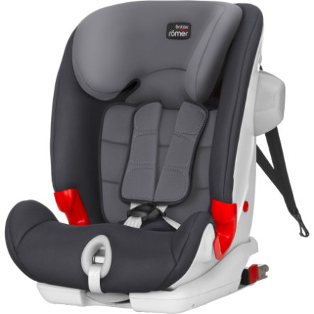 BRITAX RÖMER Children carseat Advansafix III SICT Storm Grey