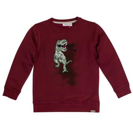 SALT AND PEPPER  Sweatshirt vilda bordeaux