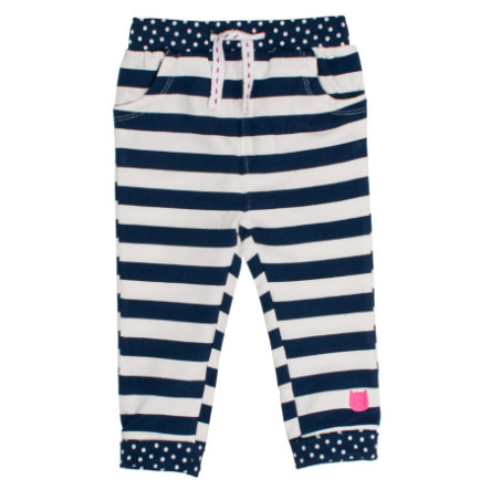 SALT AND PEPPER Boys Jogginghose Happy stripe true blue