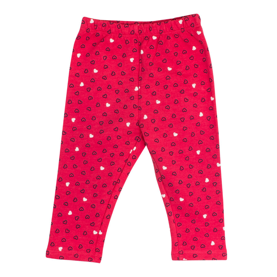 SALT AND PEPPER Girls Leggins Mon Amie allover pink paradise