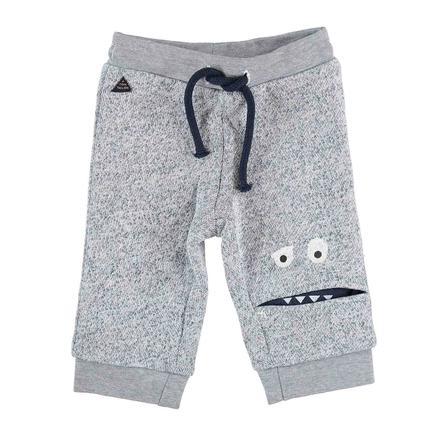 TOM TAILOR Boys Pantalon de survêtement Ghost gris