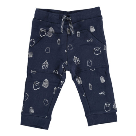 TOM TAILOR - Pantalon Boys de survêtement Ghost - Bleu marine véritable