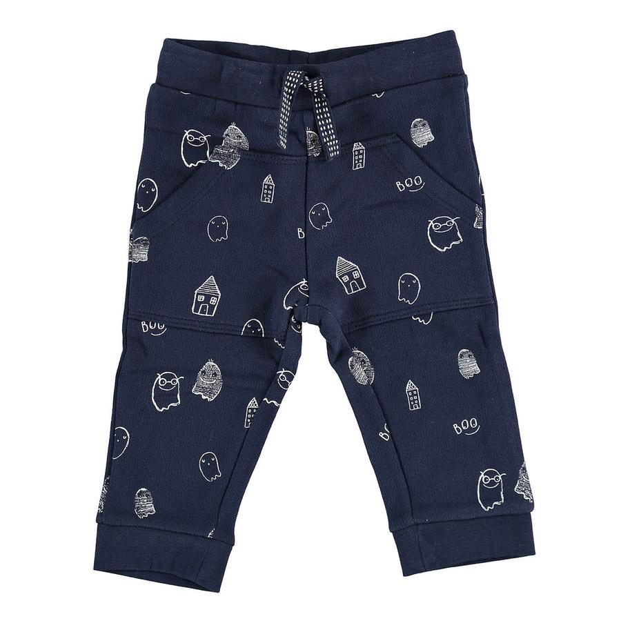 TOM TAILOR Boys Sweatpants Ghost Echt Marineblauw