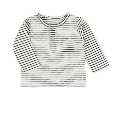 TOM TAILOR Boys Langarmshirt gestreift