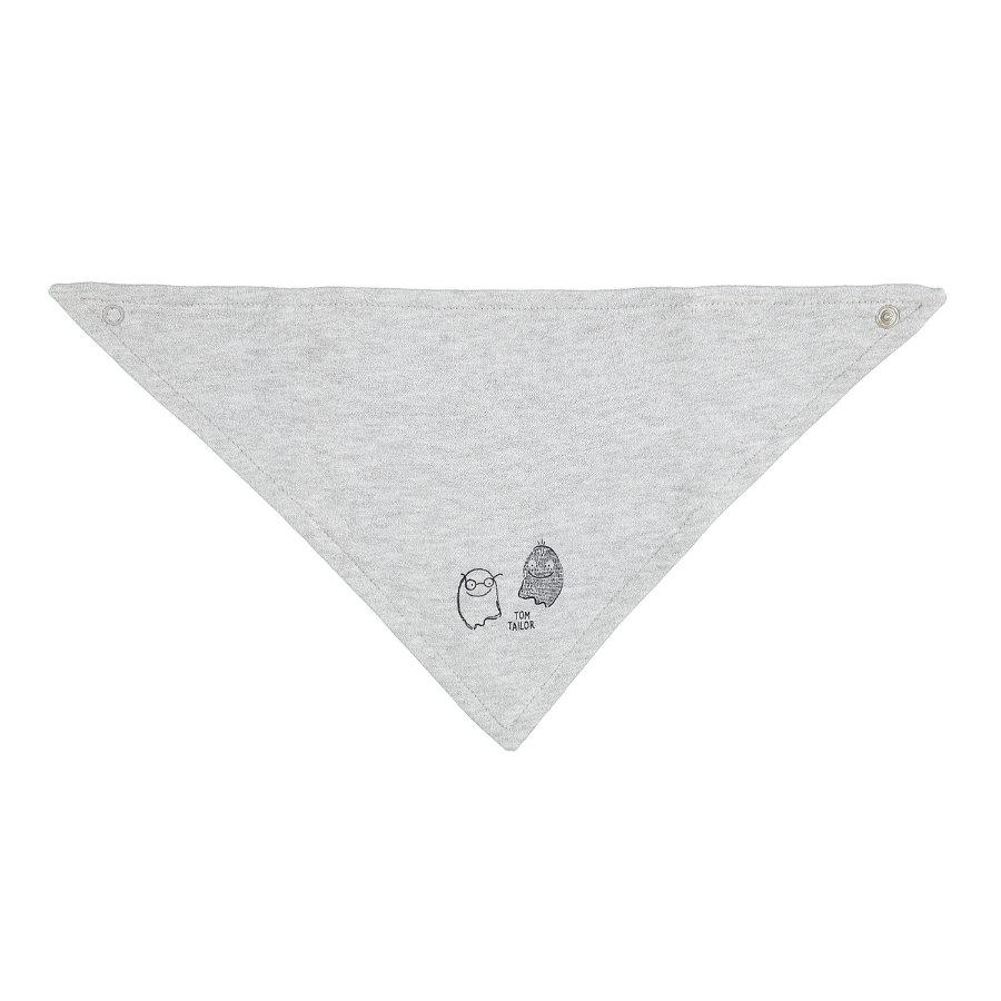 TOM TAILOR Boys Bandana grau