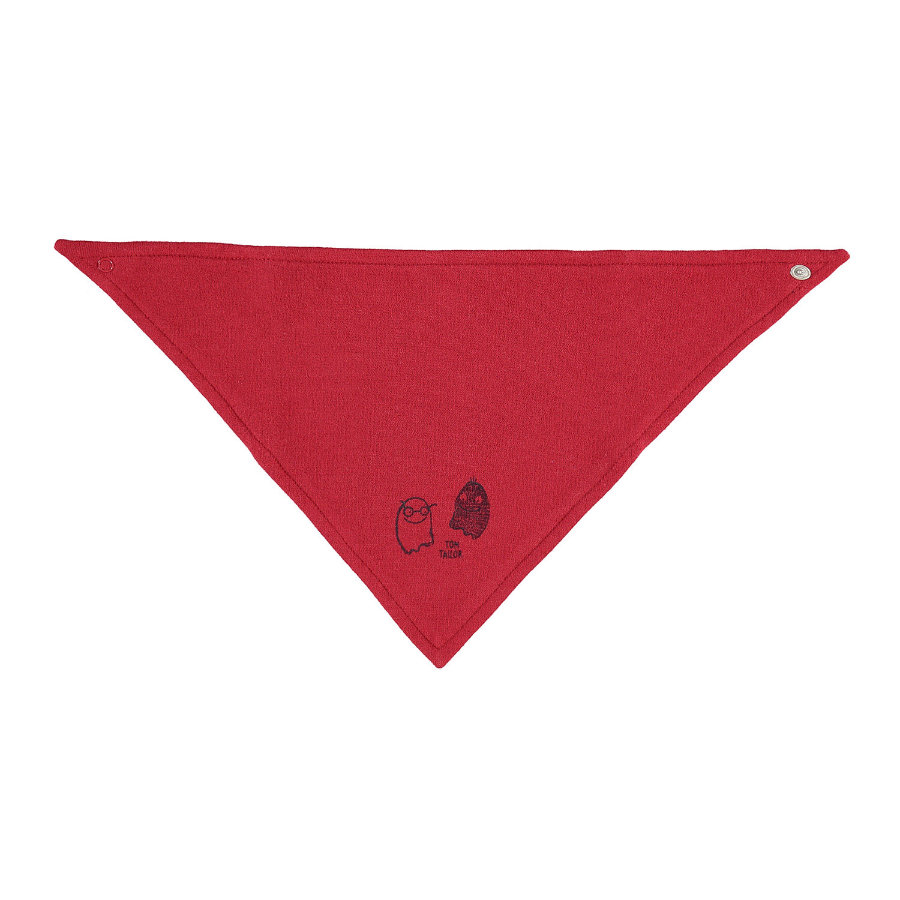 TOM TAILOR Bandana, rood