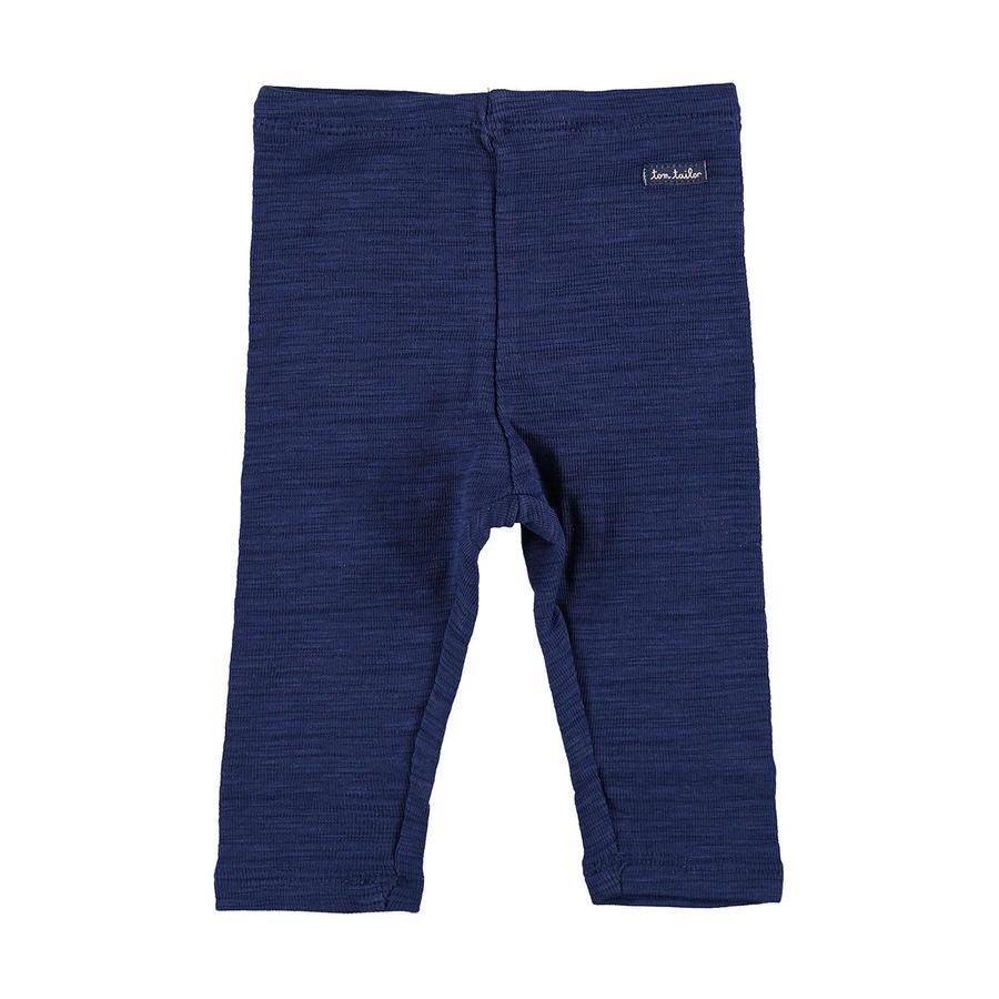 TOM TAILOR Girl 's Leggings cosmos blue