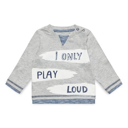 ESPRIT Chlapecké tričko s dlouhým rukávem heather šedé