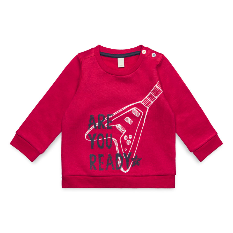 ESPRIT Boys Sweatshirt tibetan red