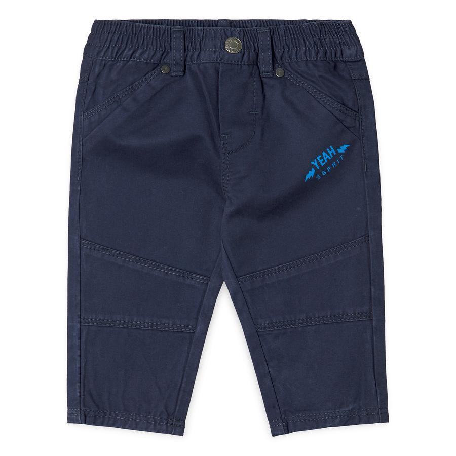 ESPRIT Boys Pantaloni indaco profondo