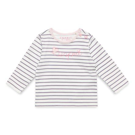 ESPRIT Girl camicia manica lunga s bianco sporco
