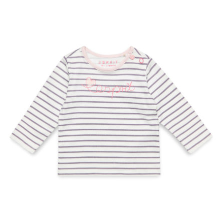 ESPRIT Girls Langarmshirt off white
