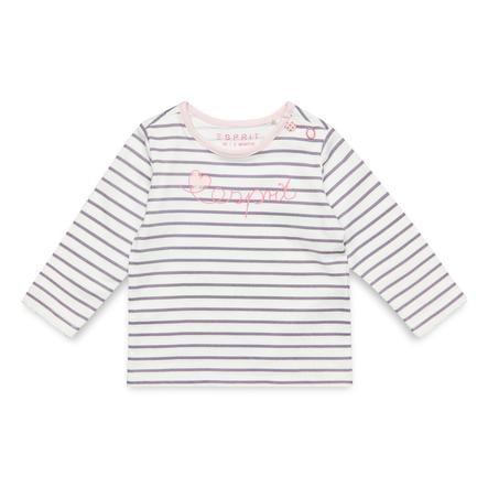 ESPRIT Langermet skjorte for jenter off white