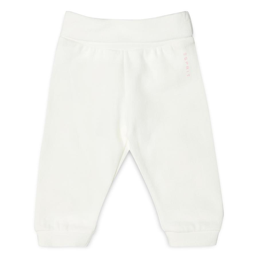 ESPRIT Girl s Pantaloni da sudore bianco sporco