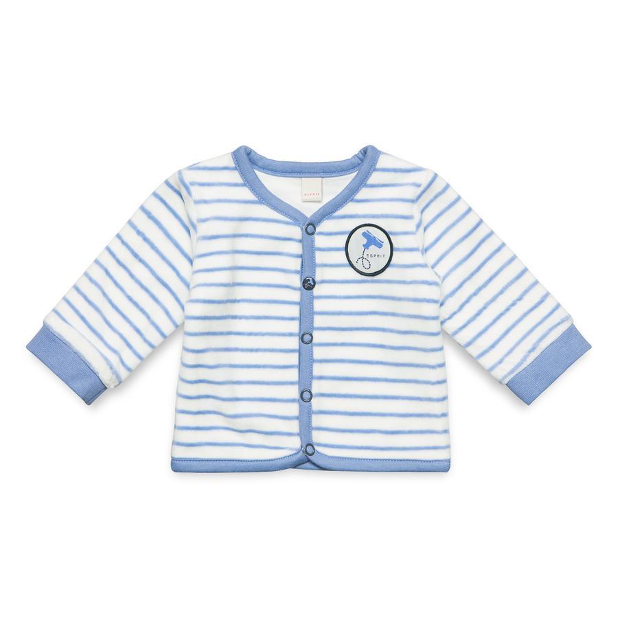 ESPRIT Boys Nicki-Jacket lekkie morze.
