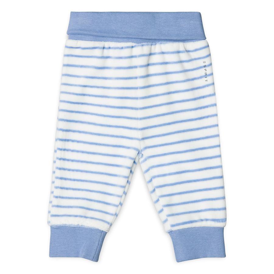 ESPRIT Chlapecké kalhoty Nicki light sea