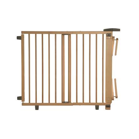 geuther barri re d 39 escalier pivotante plus 2733 67 107 cm naturel. Black Bedroom Furniture Sets. Home Design Ideas