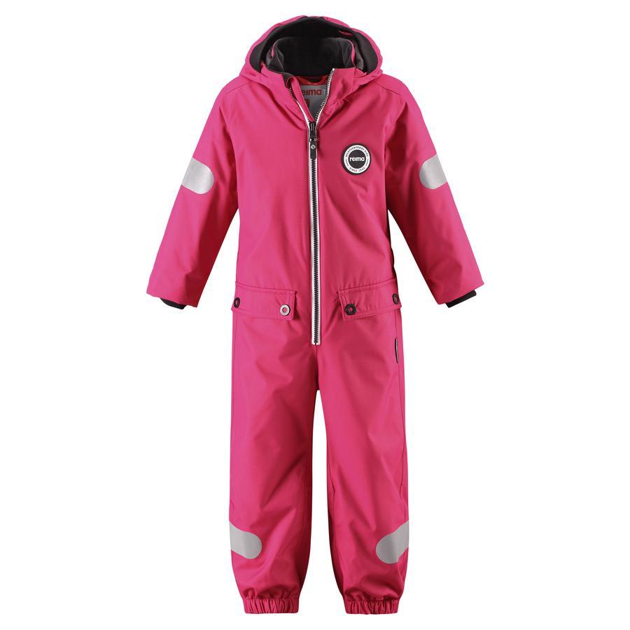 Reimatec® Winteroverall Sevetti Cranberry Pink