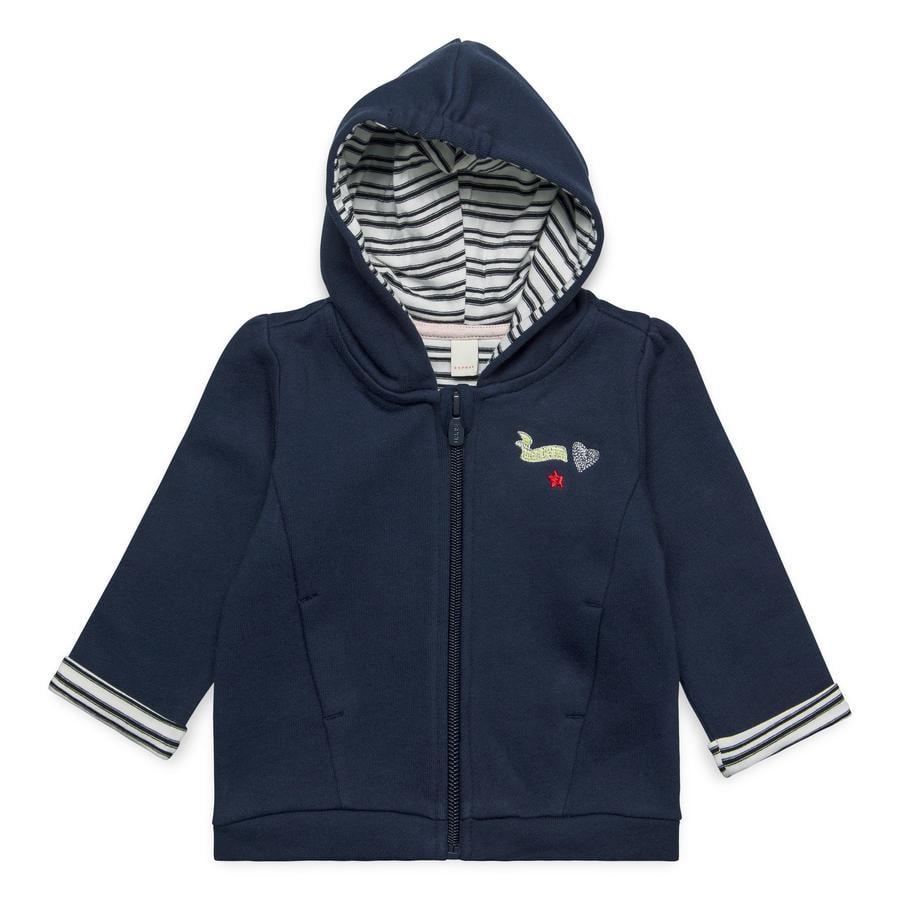 ESPRIT Sweatshirt för flickor djup indigo