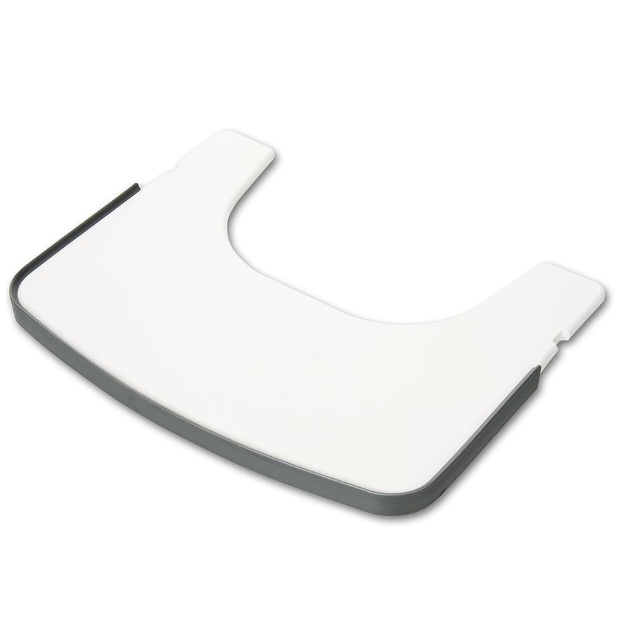 GEUTHER Speelbord voor de Geuther Tamino kinderstoel (0045SB) wit