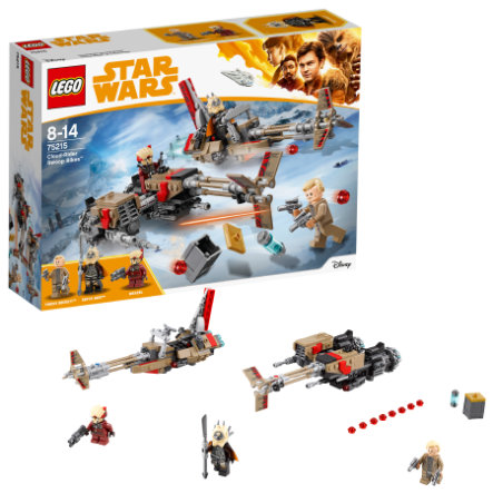 LEGO® Star Wars™ - Cloud-Rider swoop Bikes™ 75215