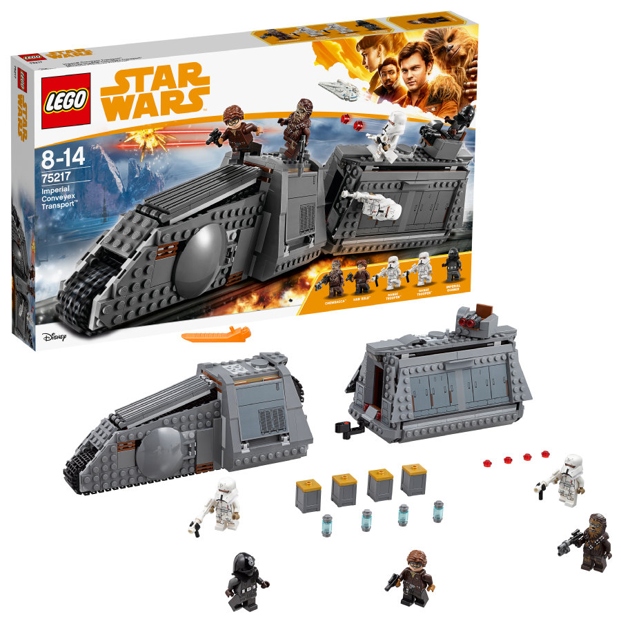 LEGO® Star Wars™ - Imperial Conveyex Transport™ 75217