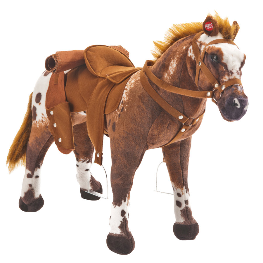 """HAPPY PEOPLE """"Anglo-Araber"""" Cowboy-hest"""