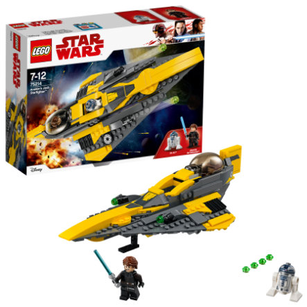LEGO® Star Wars™ - Anakin's Jedi Starfighter™ 75214