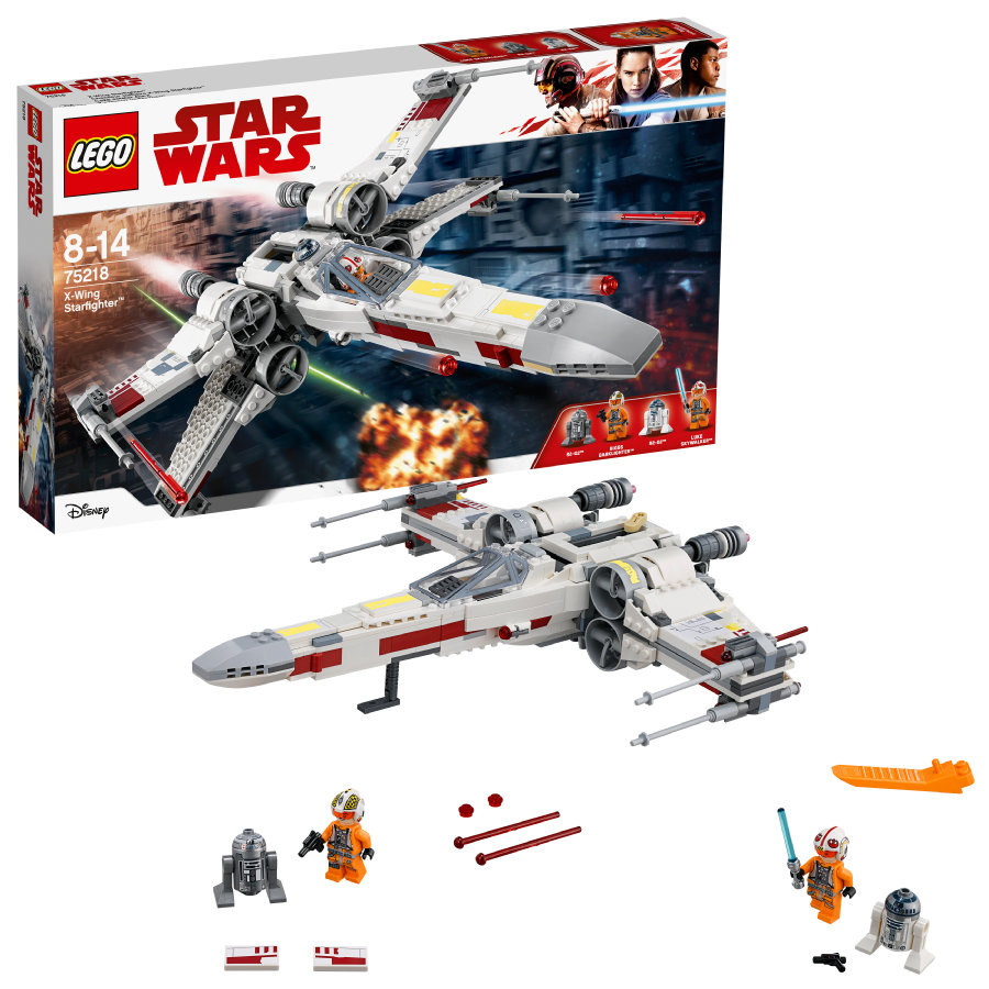 LEGO® Star Wars™ - Chasseur stellaire X-wing Starfighter™ 75218