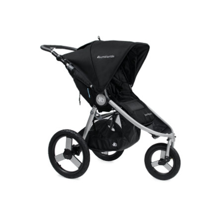 Bumbleride Speed Silver Black 2018