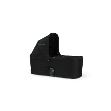 Bumbleride Navicella Carrycot Indie Twin Matte Black