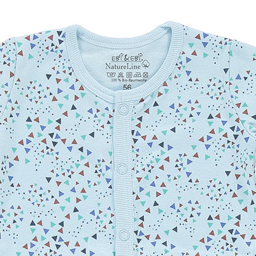 Enveloppement EBI & EBI corps bébé bleu